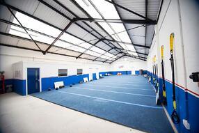Studio space to rent in MK