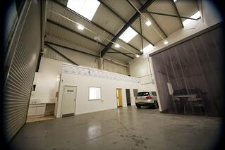 Industrial unit to rent at the iCentre in Newport Pagnell, Milton Keynes