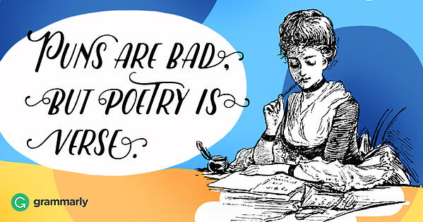 Puns-are-bad-but-poetry-is-verse