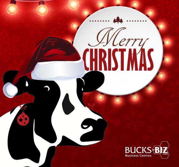 Merry xmas from Bucks Biz