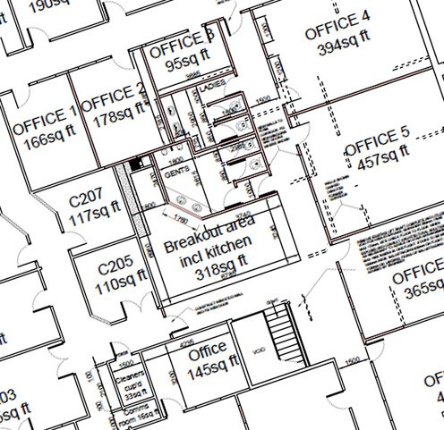 bletchley develop floor plan