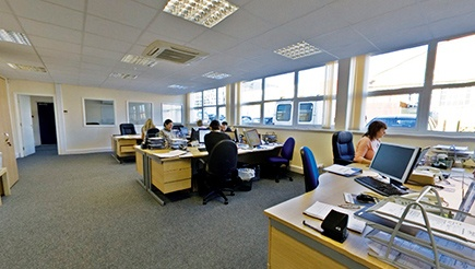 office space to rent in Milton Keynes